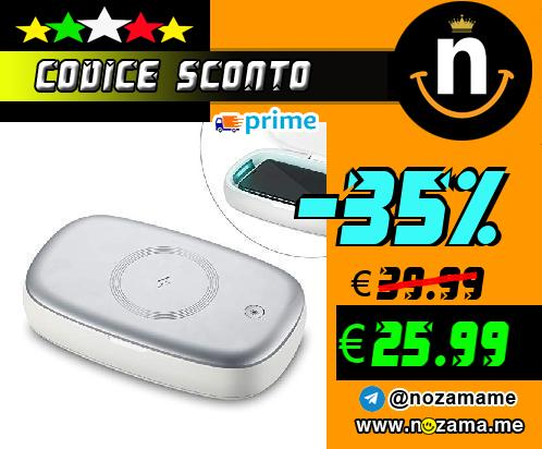 Lecone Caricatore Wireless