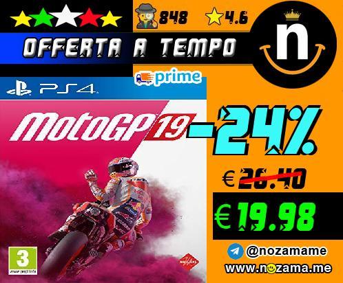 MotoGP 2019 - PS4