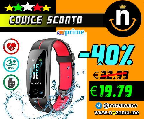 Smartwatch Fitness Tracker IP68