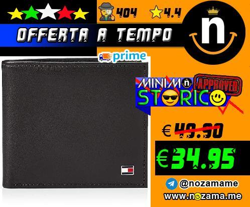 Tommy Hilfiger Eton Mini CC Wallet Portafoglio