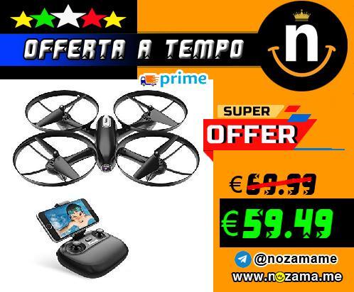 Drone con Telecamera e Controller